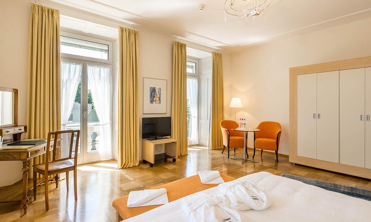 Rooms: Grand Hotel Europe Luzern